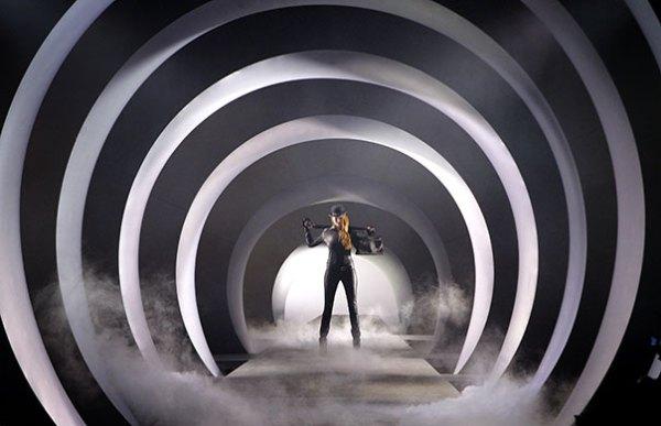Jean-Paul Gaultier Show for Hermes, Paris
