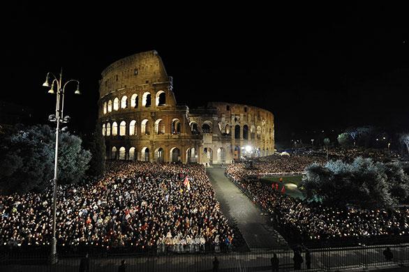 Good Friday : Rome