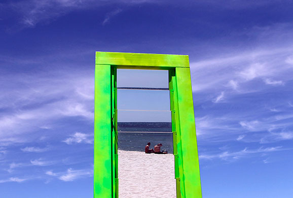 Sculpture by the sea - Cottesloe Beach, Australia