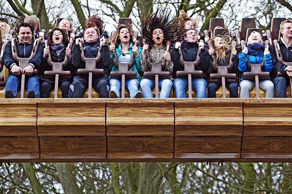 Amusement Park : Wassenaar, Netherlands