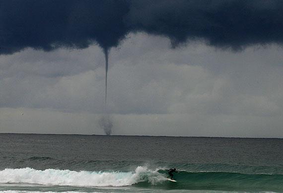 Bondi Beach Surfer - Look Behind You...