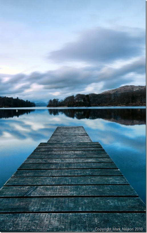 Coniston Water by Mark Nelson