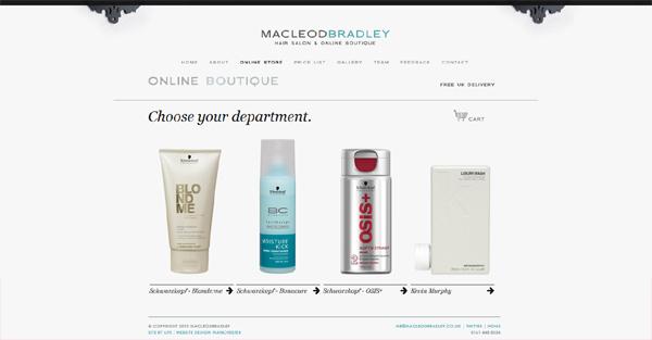 MacleodBradley Online Shop