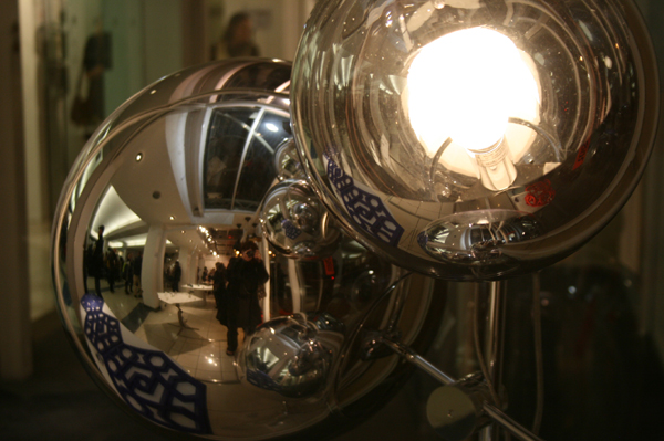 Tom Dixon Lighting - Ferrious - Great Northern Contemporary Craft Fair 2011