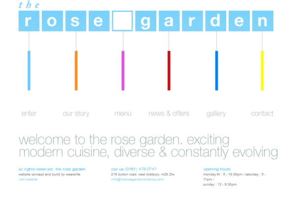 The Rose Garden - additional design work - www.therosegardendidbsury.com