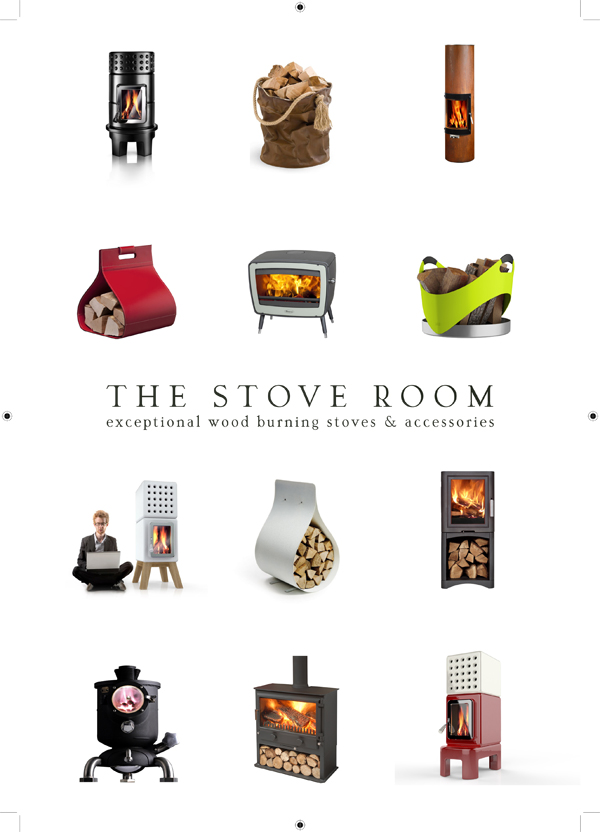 The Stove Room, West Didsbury - additional promo design work - www.thestoveroom.co.uk