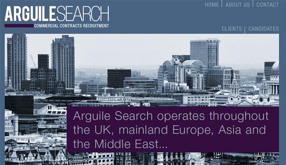 Arguile Search Recruitment Consultants