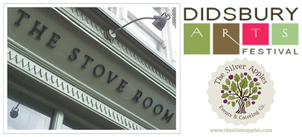 The Stove Room West Didsbury, Didsbury Arts Festival, The Silver Apples Catering Co Didsbury