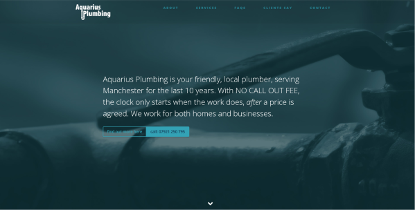 Screenshot_2018-11-15 Aquarius Plumbing - local, friendly plumber in the Manchester area with no call out fee