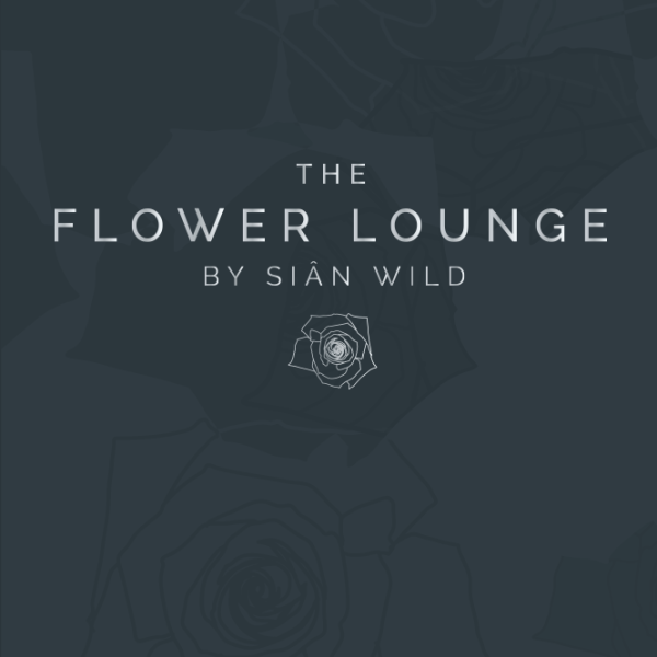Logo design for The Flower Lounge, Didsbury
